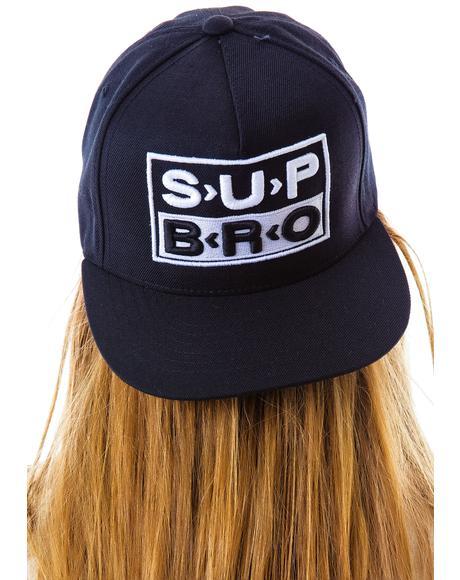 Sup Bro Snapback