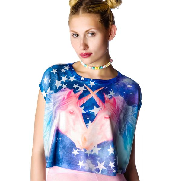 Twilight Unicorn Tee