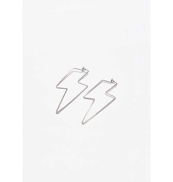 Lightning Strikes Earrings