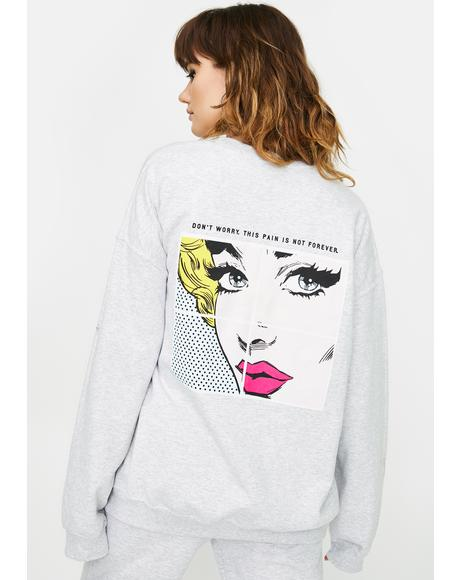 Ever After Crewneck Sweatshirt
