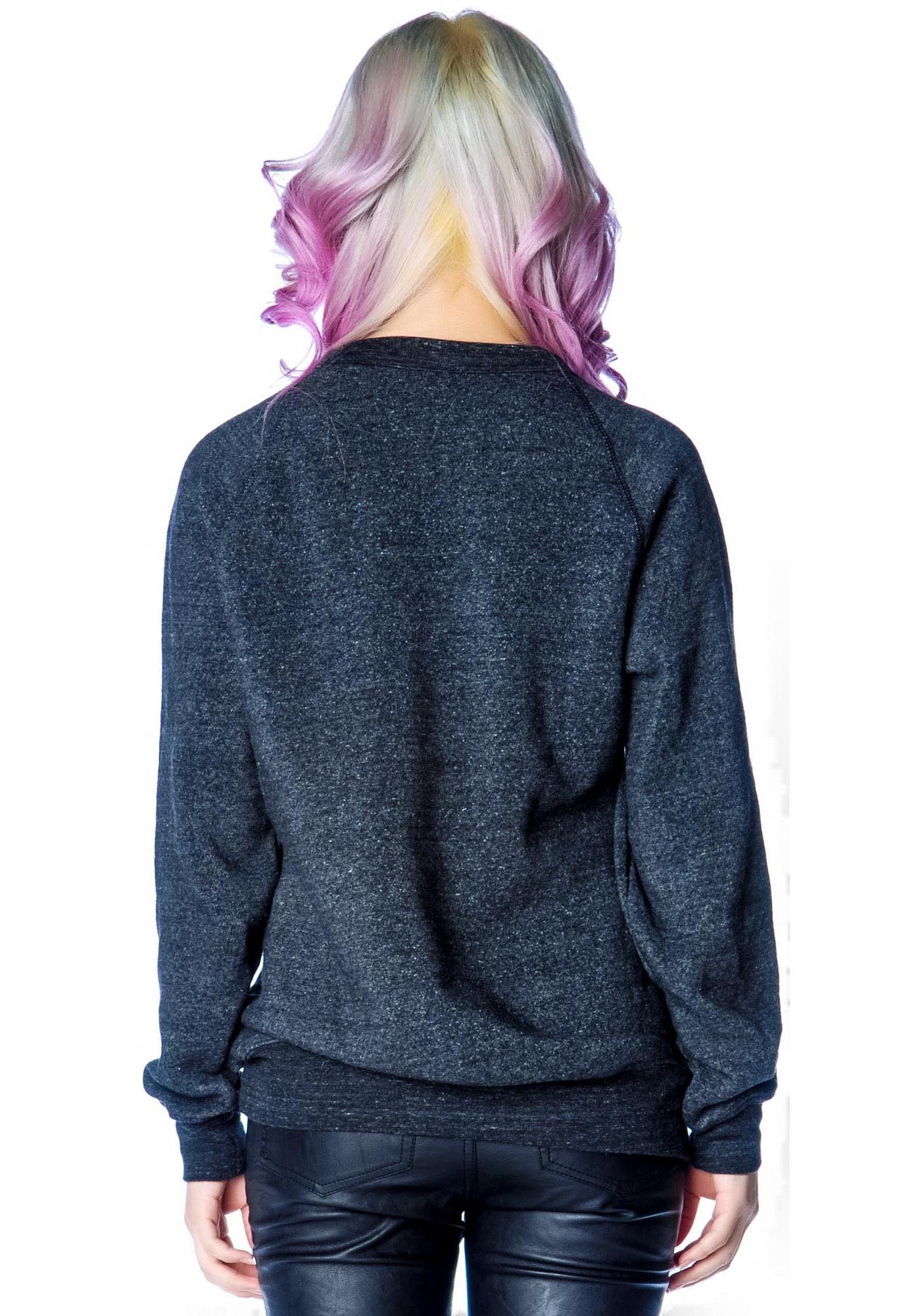 Kill Brand LA Kills Crew Sweatshirt