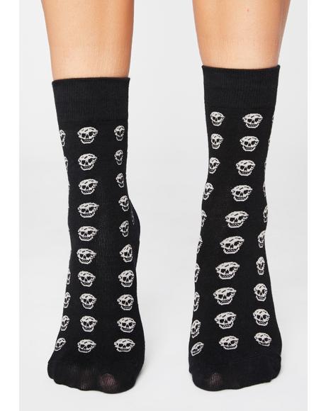 Dancin' With The Dead Socks