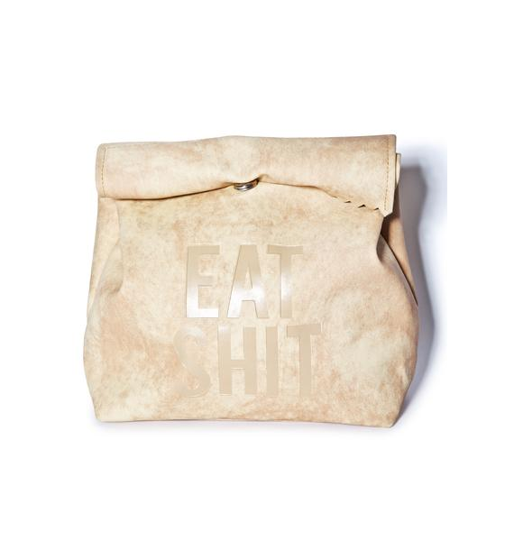 Shit For Lunch Bag