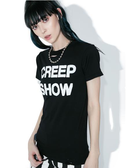 Creep Show Tee
