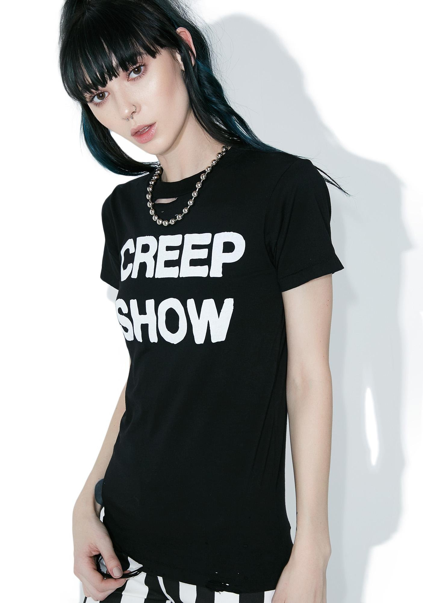 Local Boogeyman Creep Show Tee