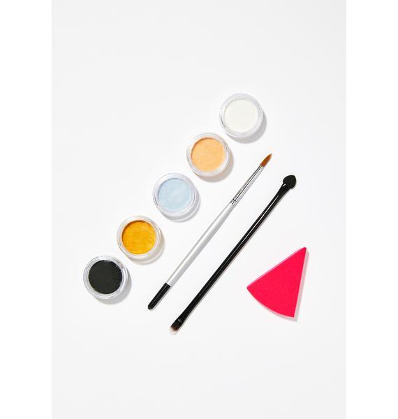 Crazy Bones Makeup Kit