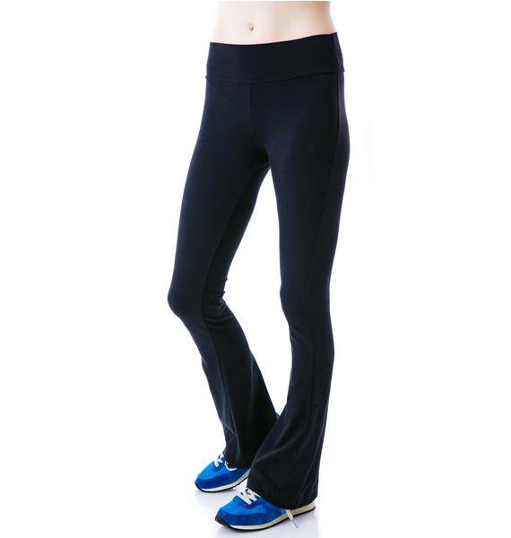 Wildfox Couture Not There Yoga Pant