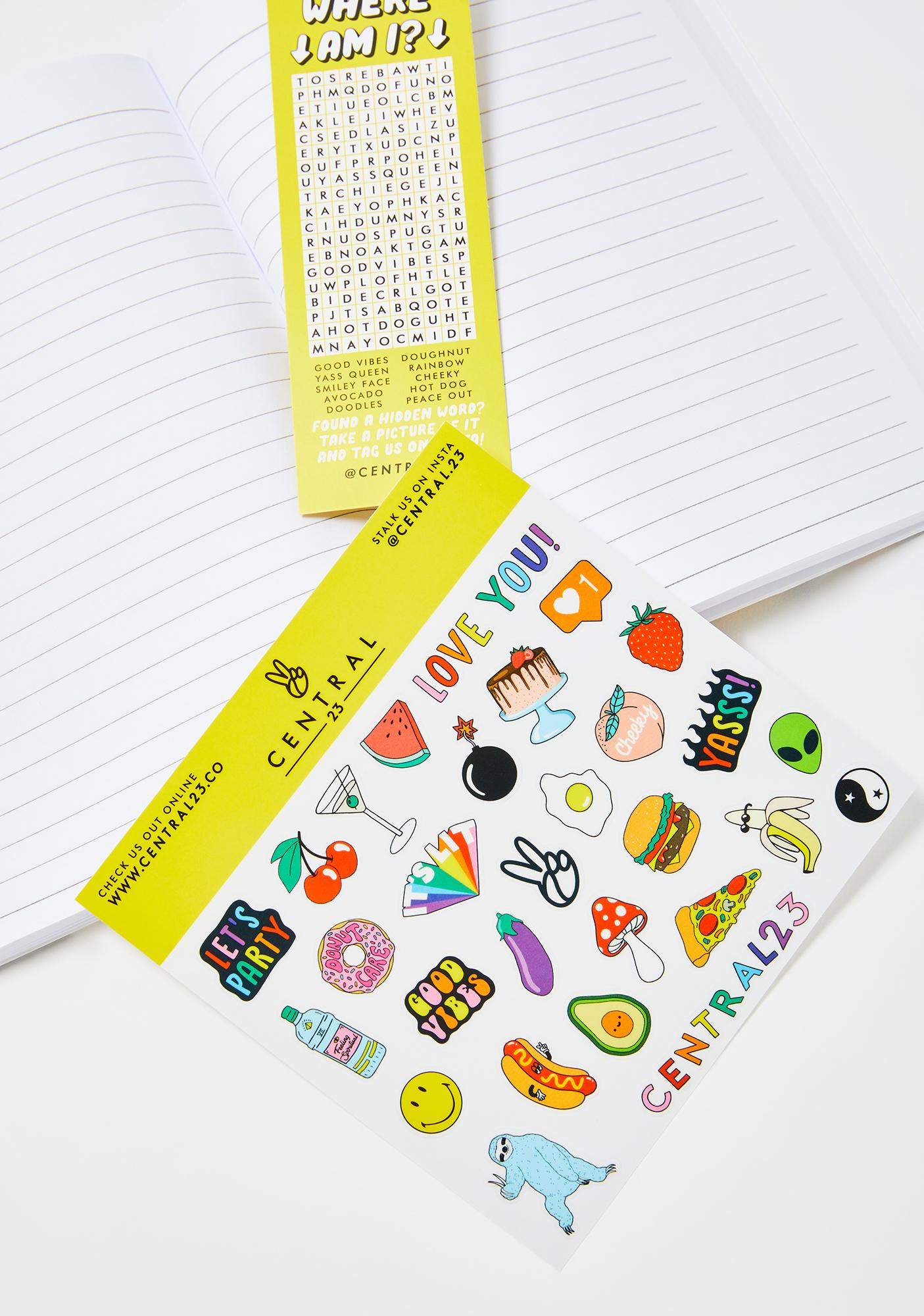 Central 23 So Mushroom For Ideas Notebook
