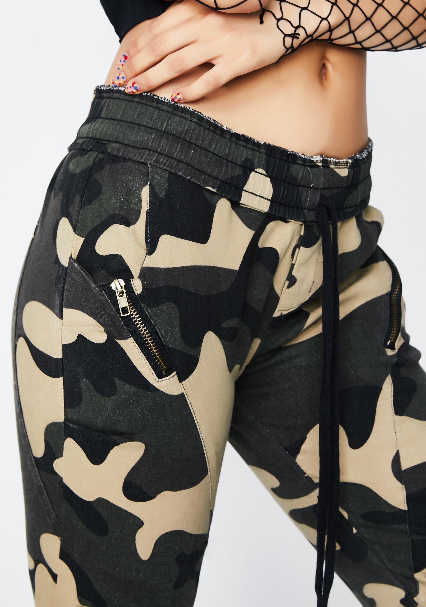 Beyond Enemy Lines Camo Pants