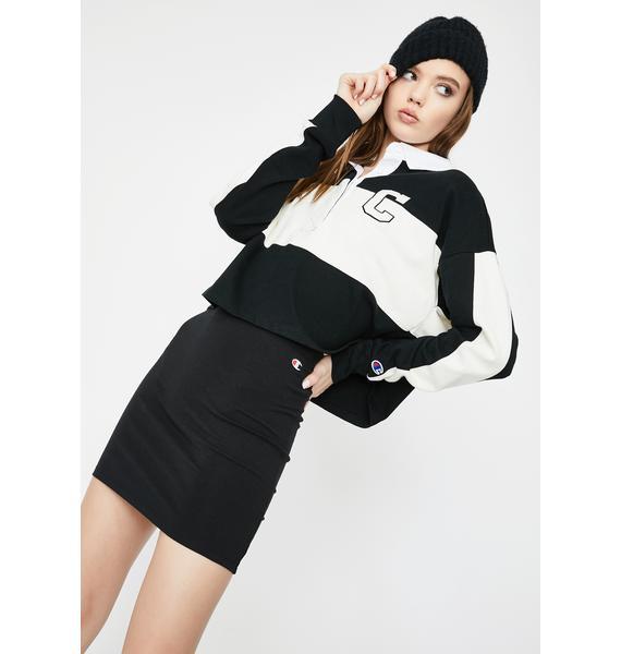 Champion Black Everyday Mini Skirt