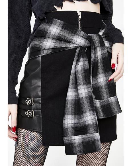 Dislocate Skirt
