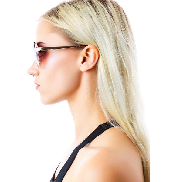 Mink Pink Upgrade Sunglasses
