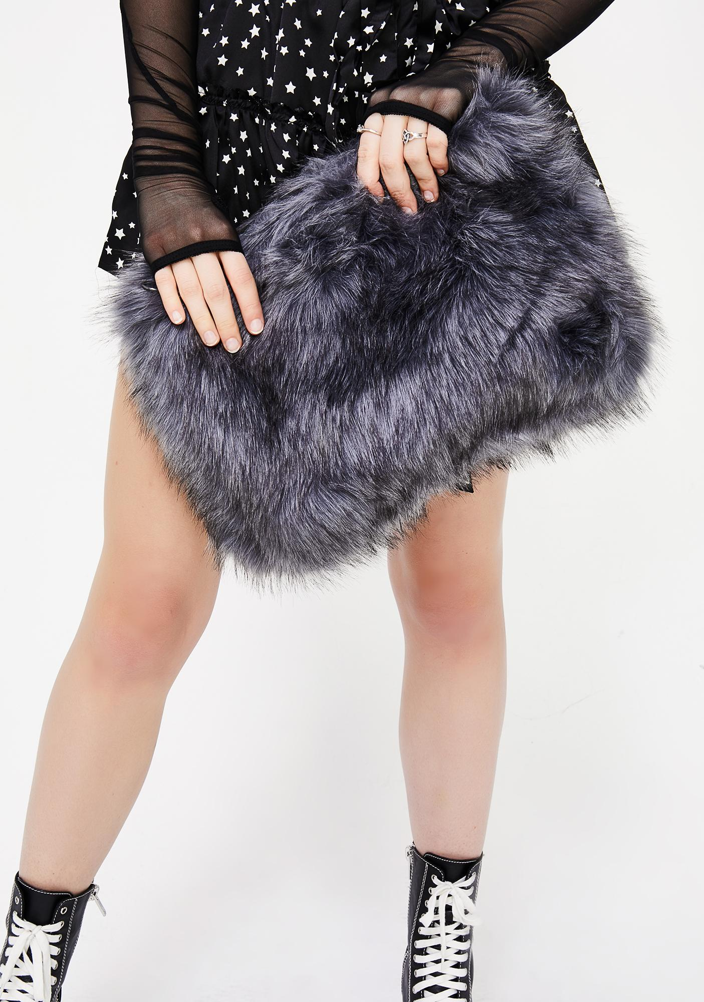 All Fur You Shoulder Bag