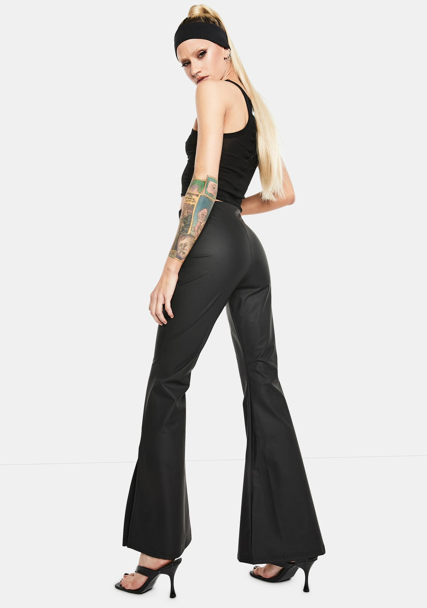 Club Exx Took The Night Flare Pants