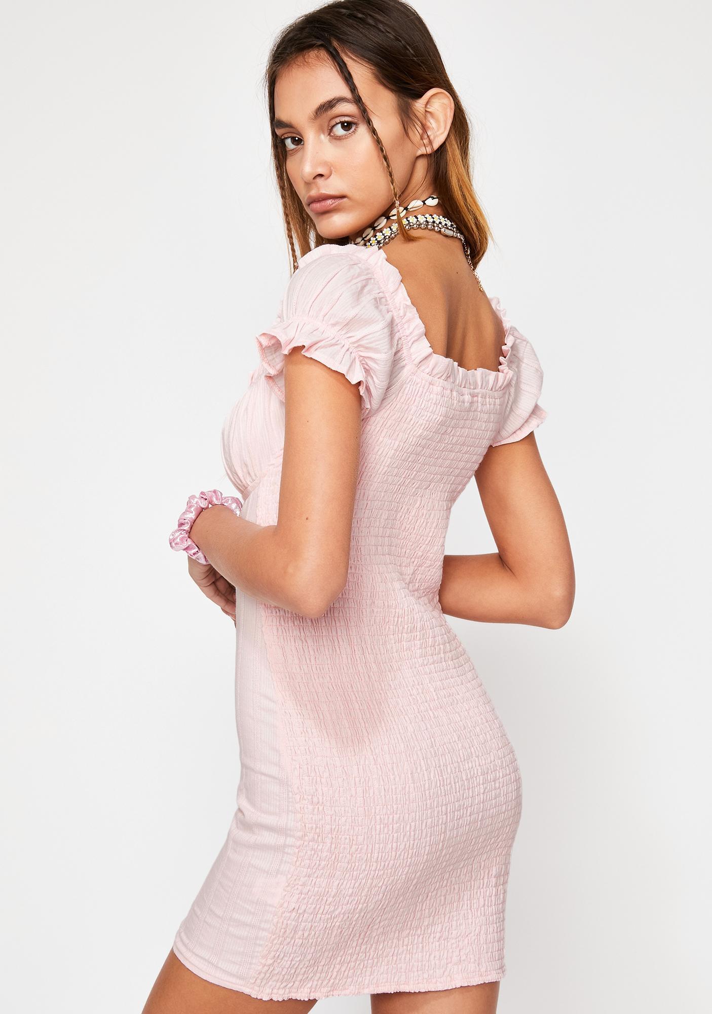 Oh Behave Mini Dress