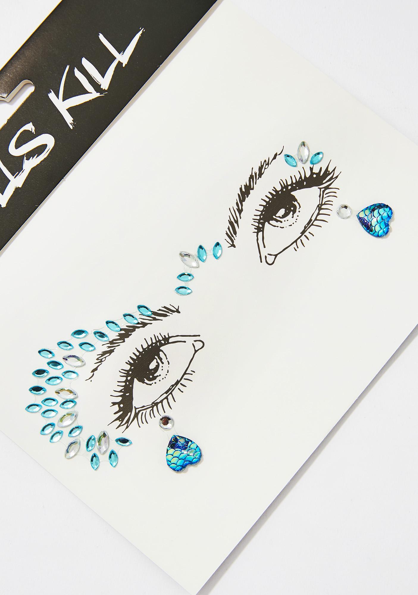 BeLoved Sparkle Face Gems