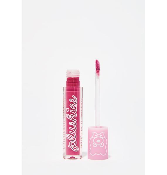 Lime Crime Lavender Honey Plushies Lipstick