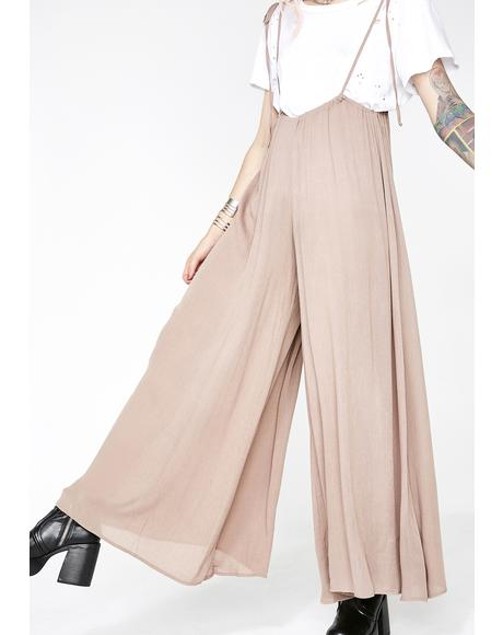 Let It Flow Wide Leg Jumpsuit