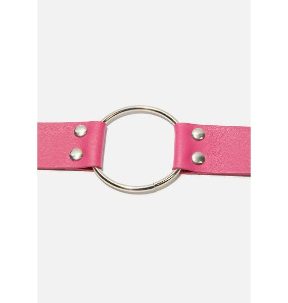 Call You Out O-Ring Belt