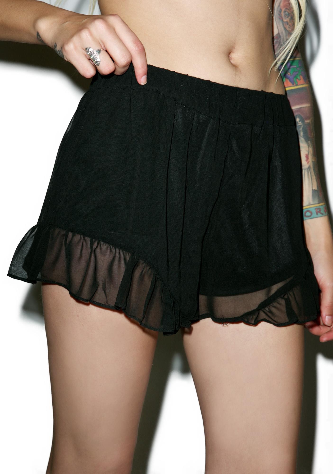 Late Nite Love Shorts