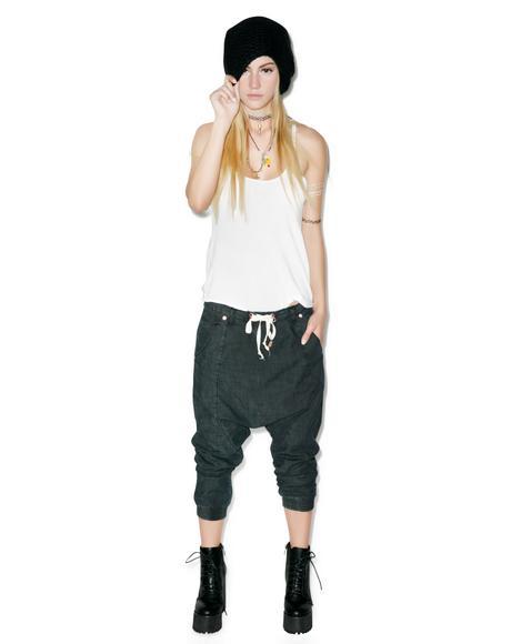 Luxe Harem Pants