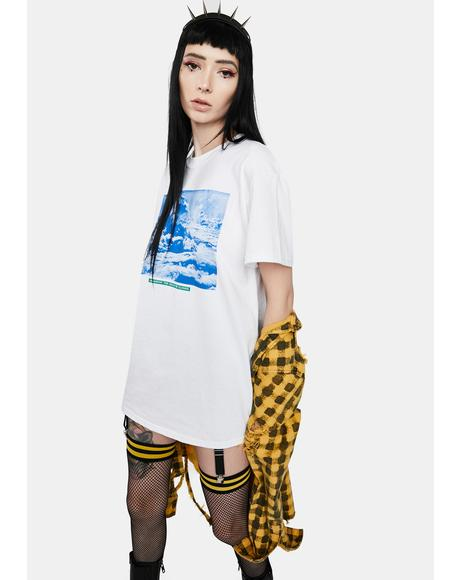 Clouds Graphic Tee