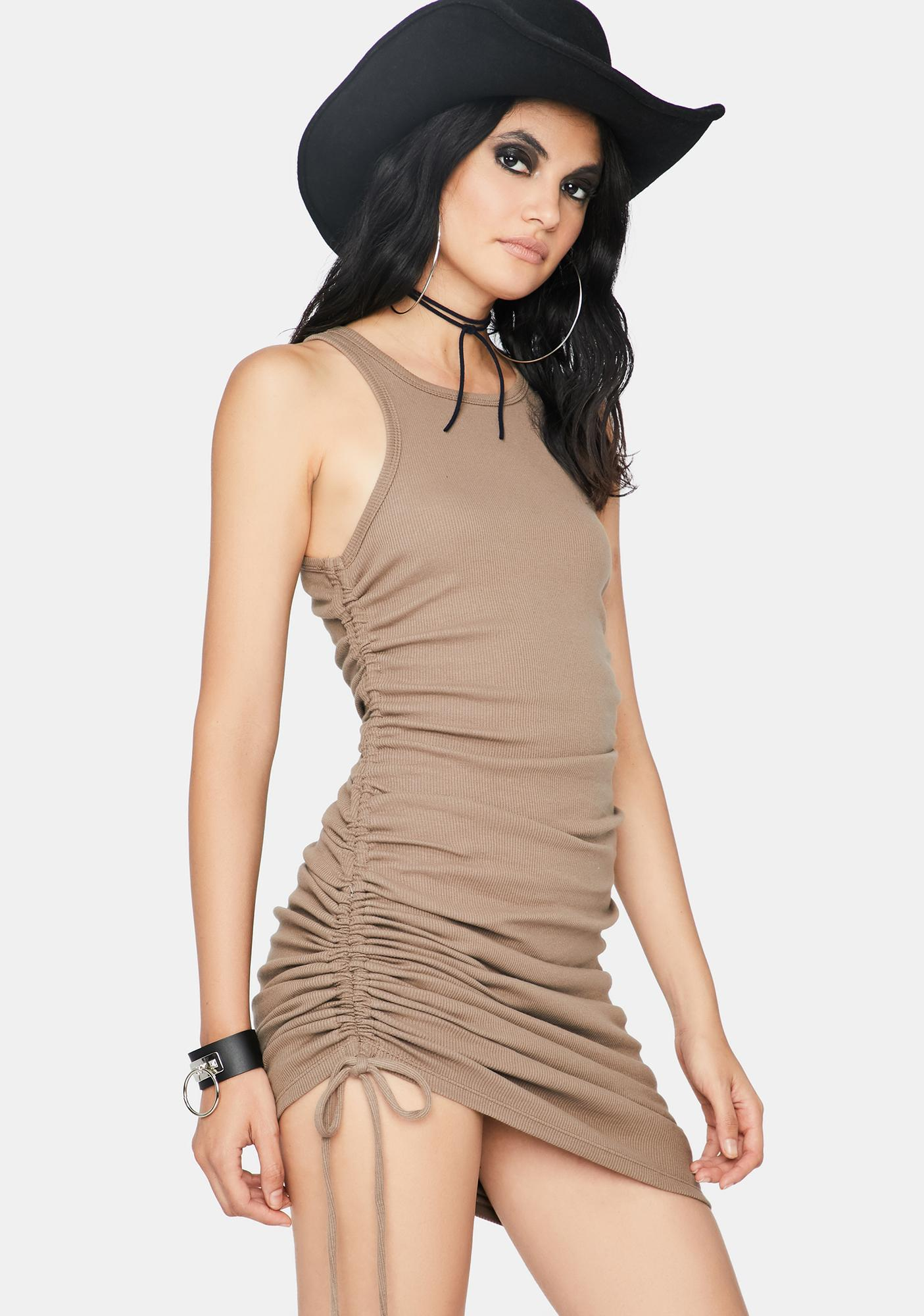 Pointin' Fingers Tank Dress