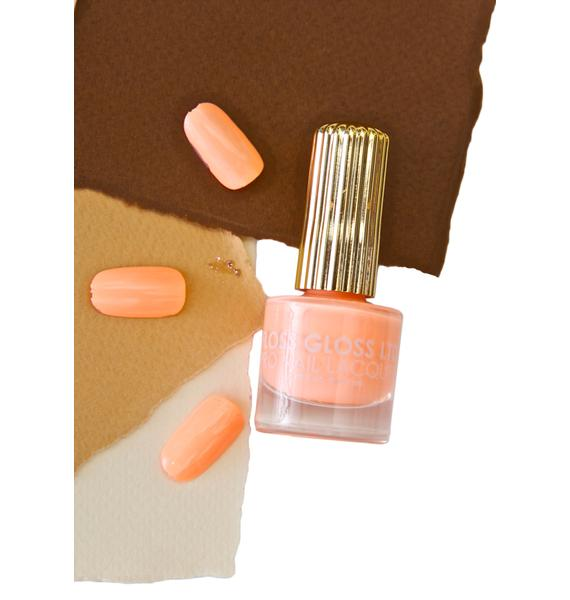 Floss Gloss Pony Nail Polish