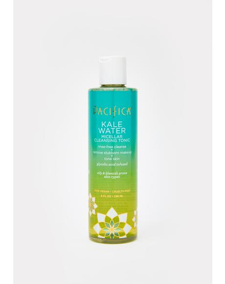 Kale Water Micellar Cleansing Tonic