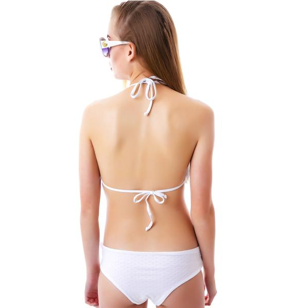 Lolli Swim Mi Linda Eyelet Bottoms