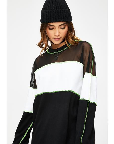 Exist Mini Dress