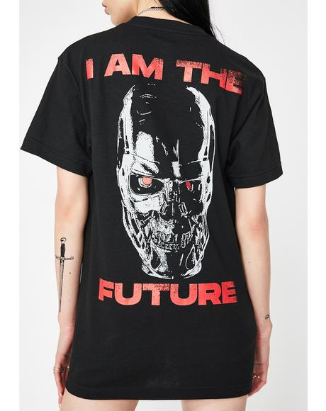LA Fear Graphic Tee