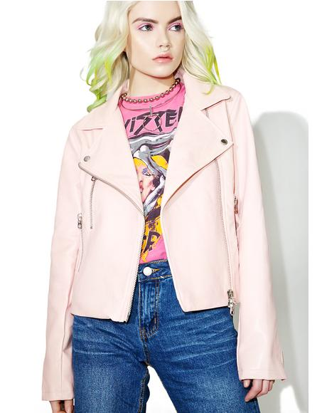Dream Lover Moto Jacket