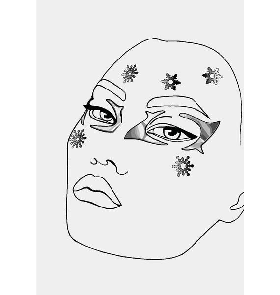 Face Lace Chilluminati Eye Lace