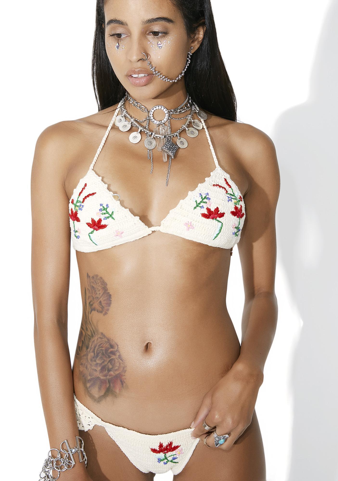 Winston White Leilani Bikini Top