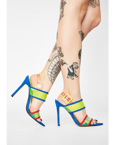Aleeya Stiletto Heels