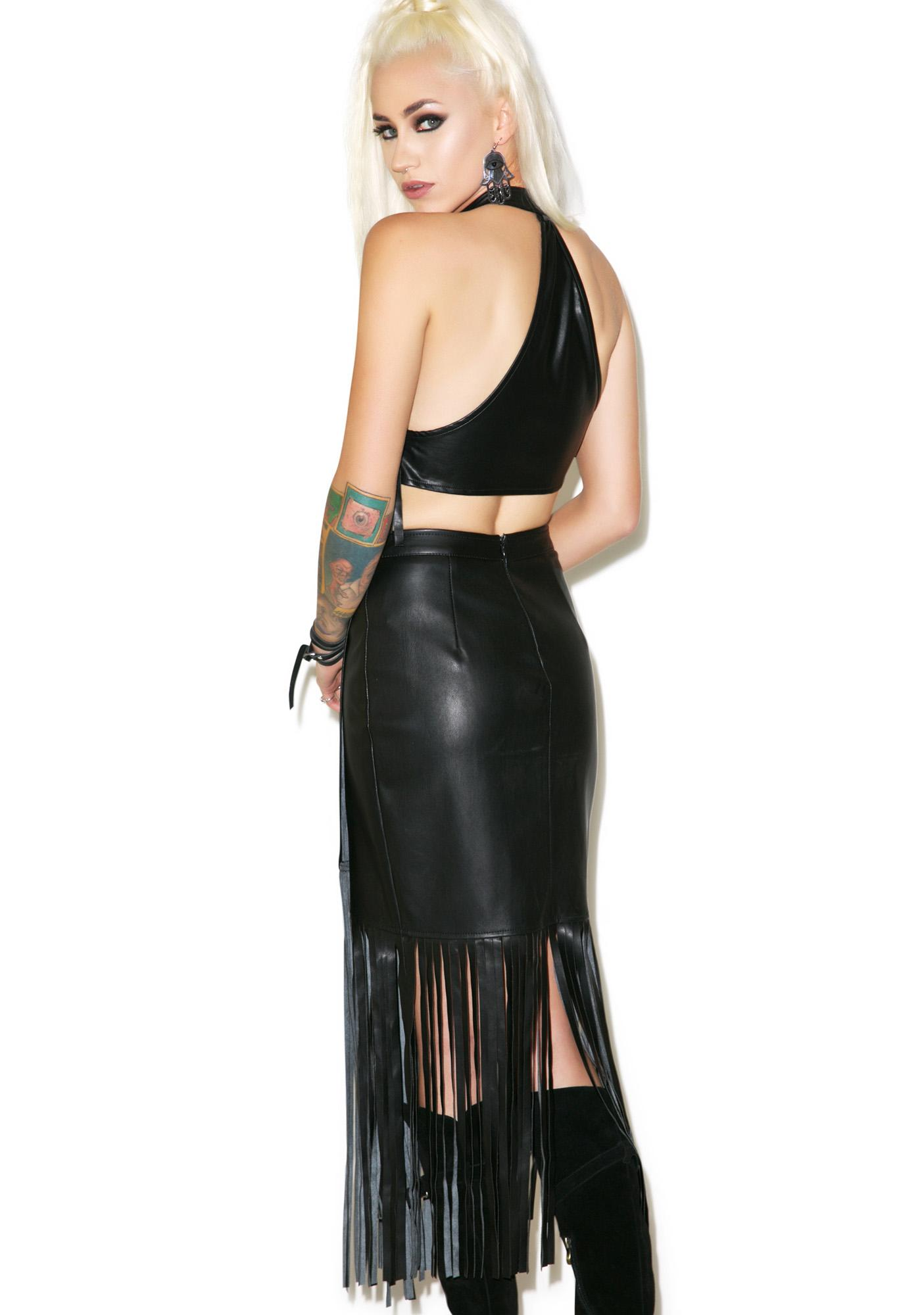 Nightwalker Saloon Skirt