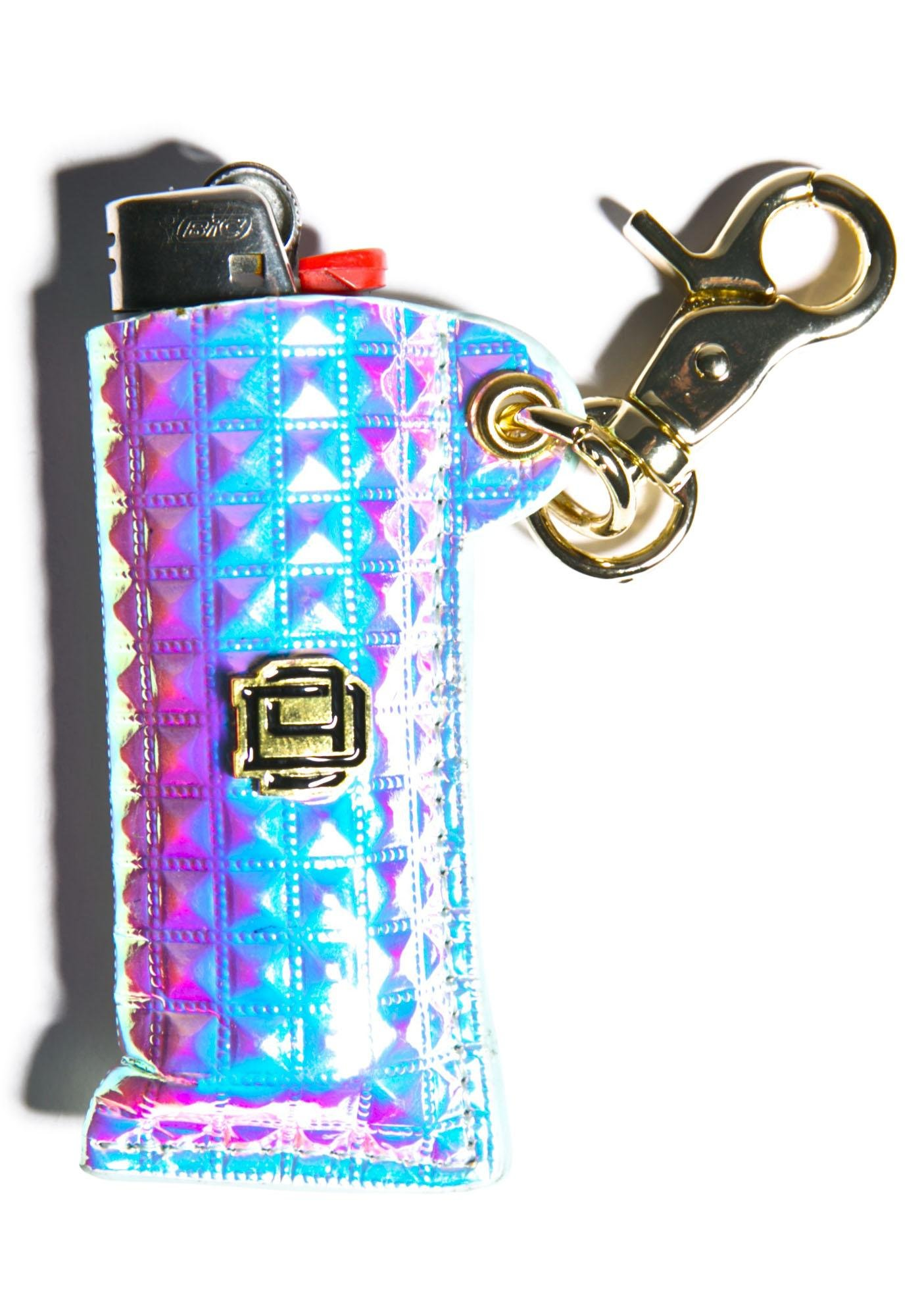 D9 Reserve Ice Prism Lighter Sleeve