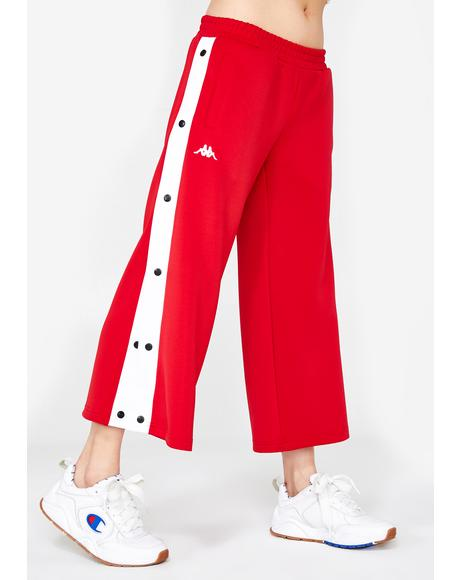 Cherry Authentic Barsi Track Pants