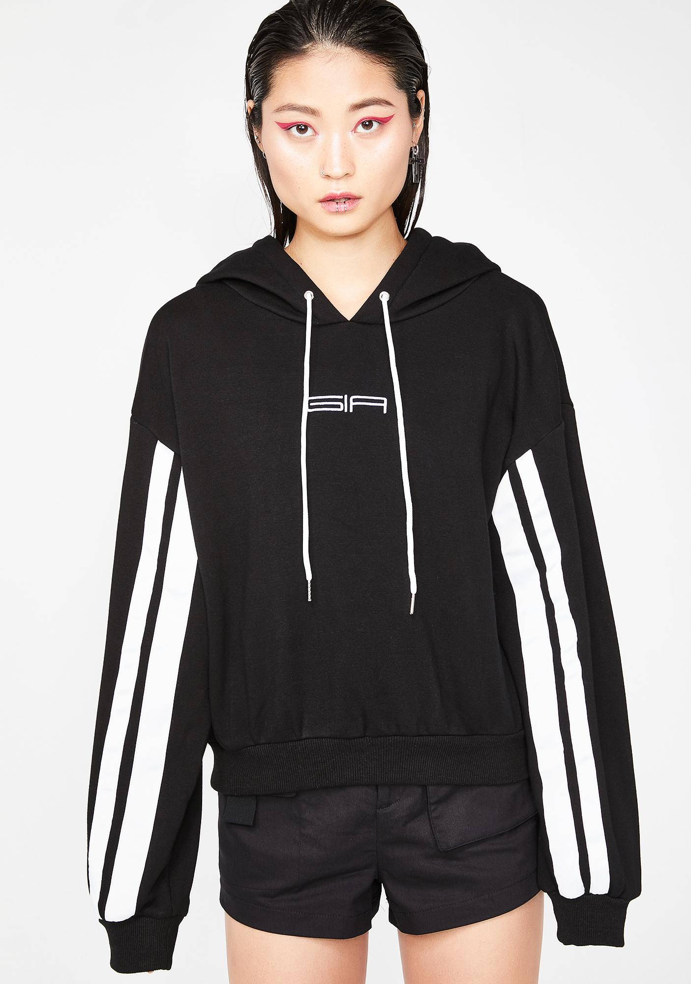 I AM GIA Midnight Striker Hoodie