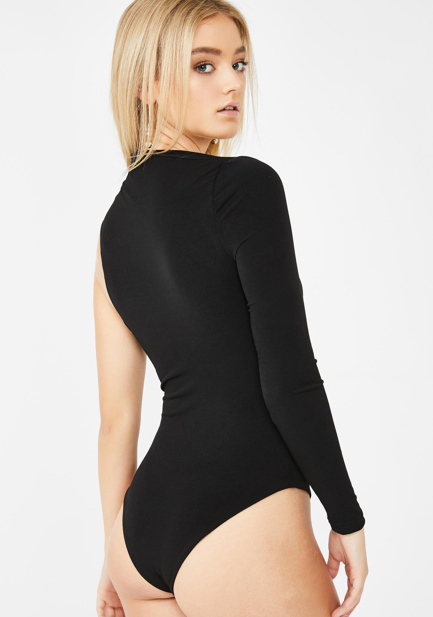 SNDYS. THE LABEL Dany Cut Out Bodysuit