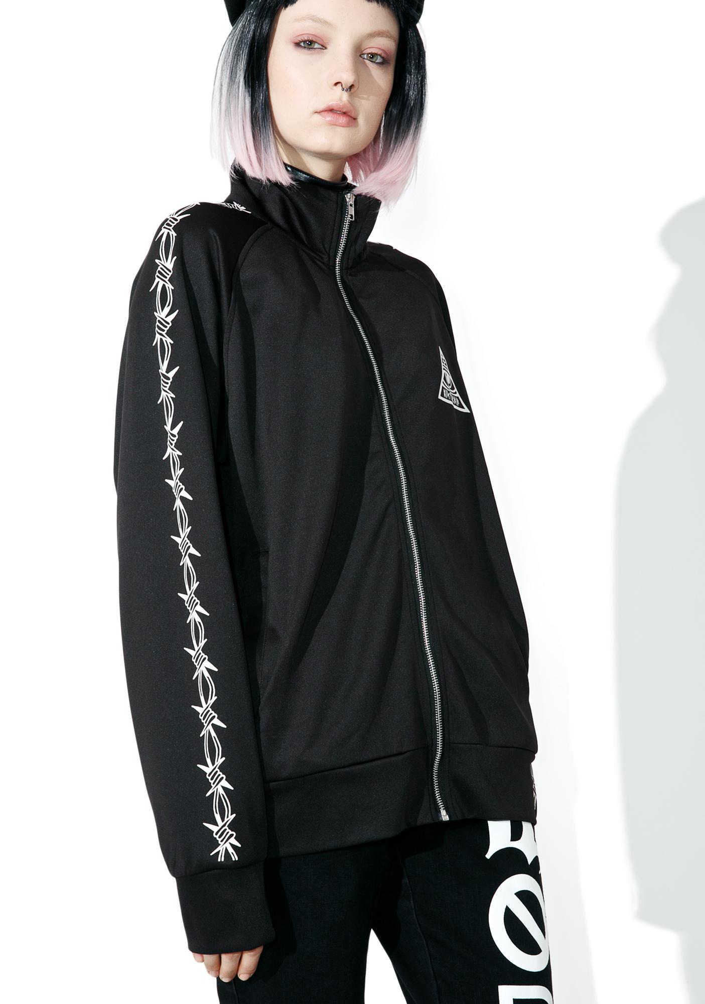 Disturbia Wire Track Jacket