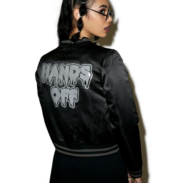 Iron Fist Hands Off Jacket