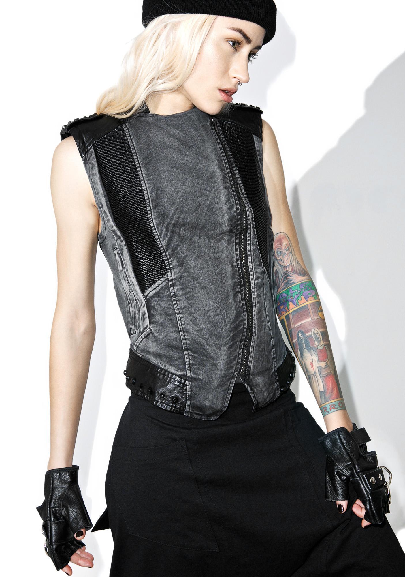 Zealot Moto Vest