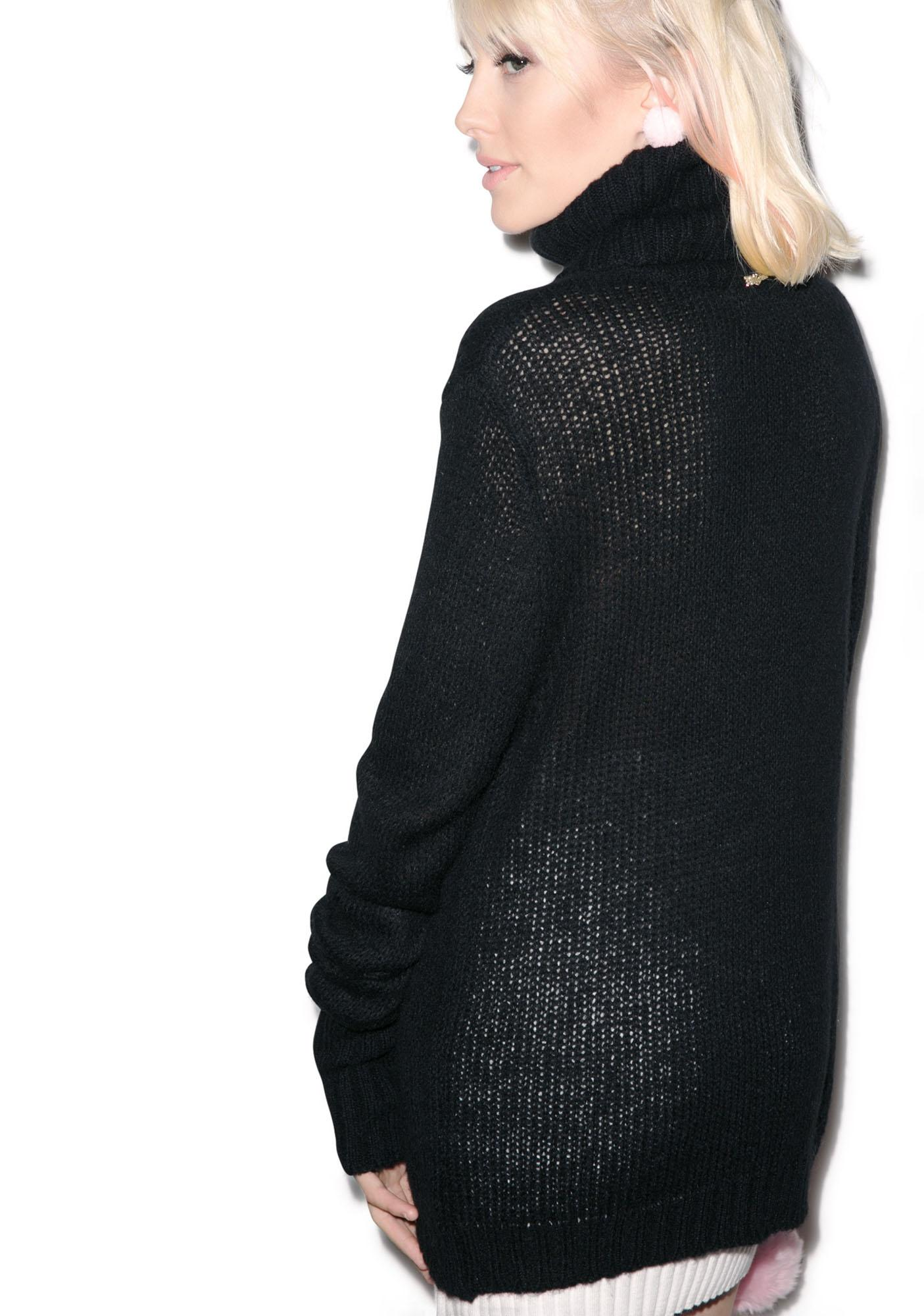 Wildfox Couture The Best Year Seattle Turtleneck