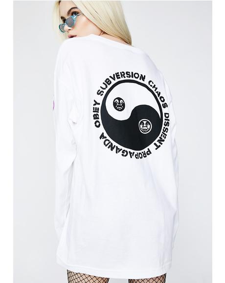 Subversion Long Sleeve Tee