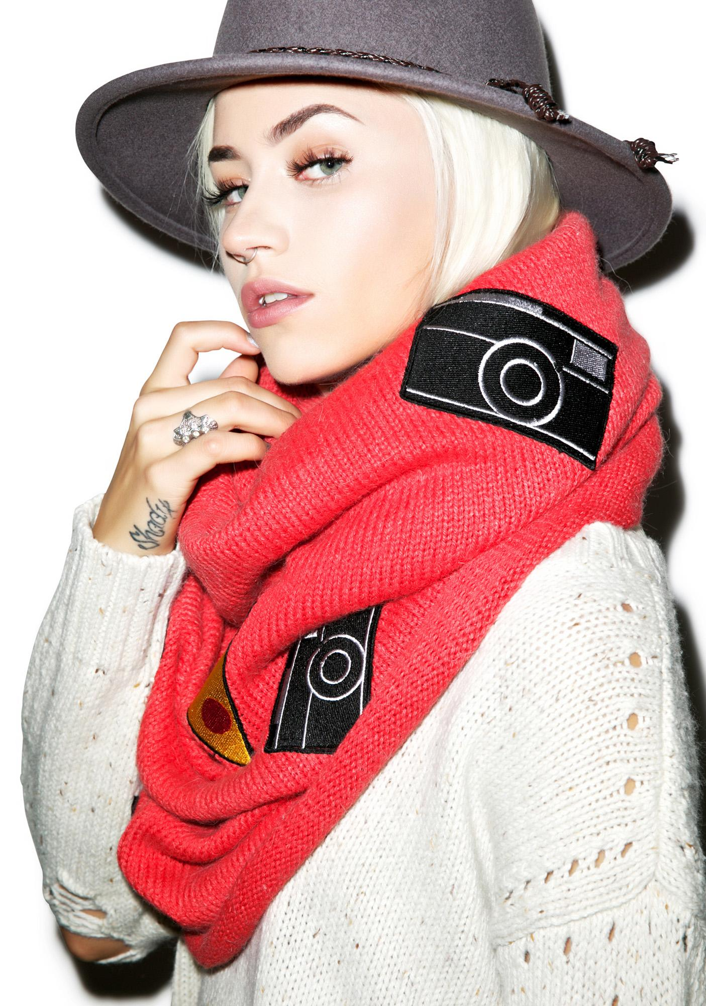 Wildfox Couture Italian Things Snood
