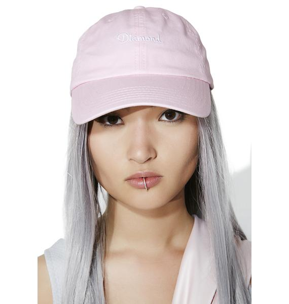 Diamond Supply Champagne Sports Hat