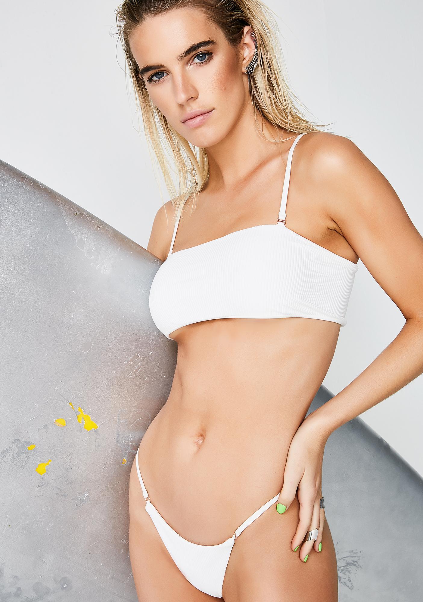 Frankies Bikinis Scarlett Bikini Top