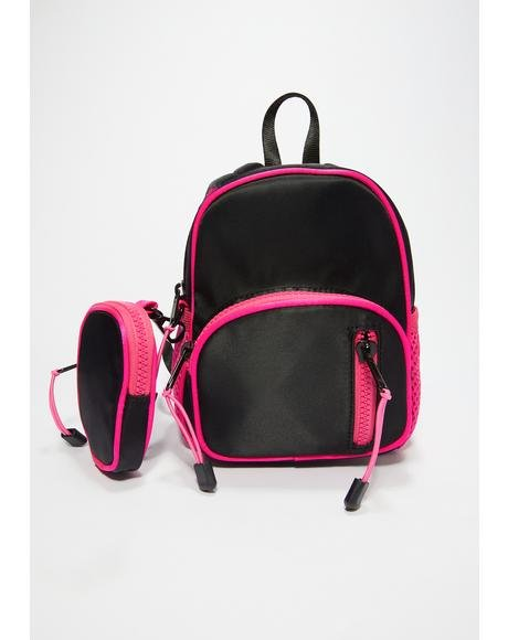 Pixie Court Mini Backpack